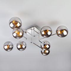 Потолочная люстра Оптима Evita 30140/8 хром