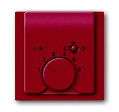 Лицевая панель ABB Impuls терморегулятора ежевика 2CKA001710A3817