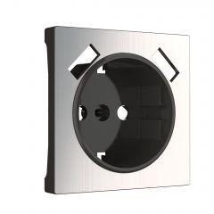 Werkel Накладка для USB розетки (глянцевый никель) W1179502