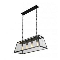 Подвесная люстра iLamp Glass Loft146-4