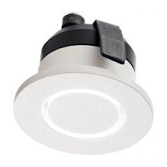 Встраиваемый светодиодный светильник Ideal Lux O-Line Round
