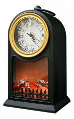 Neon-Night Настольные часы (14.7х11.7х25 см) Старинные часы 511-020