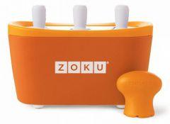 Zoku Форма для мороженного (60 мл) Quick Pop Maker ZK101-OR