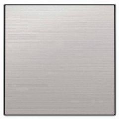 Лицевая панель ABB Sky выключателя со шнурком нержавеющая сталь 2CLA850700A1401