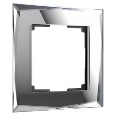 Werkel Рамка на 1 пост (зеркальный) W0011220