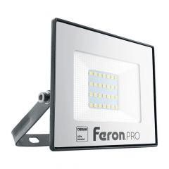 Светодиодный прожектор Feron LL-1000 30W 6400K 41539