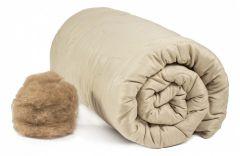 Peach Одеяло полутораспальное Camel wool