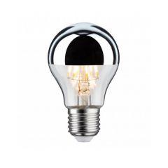 Paulmann Лампа светодиодная E27 7,5W 2700K груша зеркальная 28375