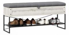Любимый Дом Банкетка-стеллаж для обуви Сидней ЛД 672.070.000