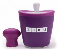 Zoku Форма для мороженного (60 мл) Quick Pop Maker ZK110-PU