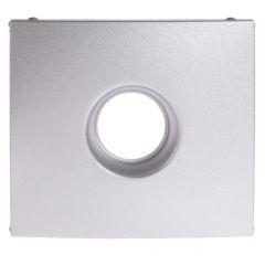 Лицевая панель Legrand Valena розетки TV алюминий 770256