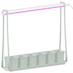 Светодиодный светильник для растений (UL-00006094) Uniel Minigarden ULT-P56-10W/SPSB IP20 Marble Econom