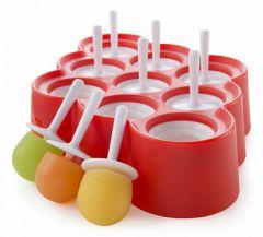 Zoku Набор из 9 форм для мороженного Mini ZK115