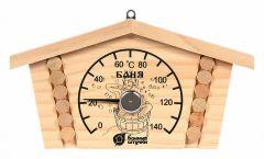 Банные штучки Термометр (17x23.5x3 см) 18014