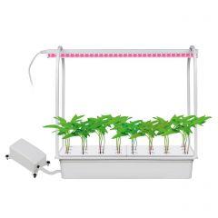 Светодиодный светильник для растений (UL-00004496) Uniel Гидропоника ULT-P44A-10W/SPSB IP40 Aqua White