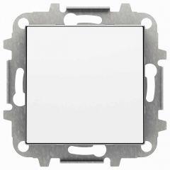 Лицевая панель ABB Sky заглушка альпийский белый 2CLA850000A1101