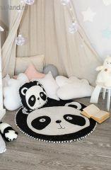 Крошка Я Набор из пледа детского и подушки (90x90 см) Панда