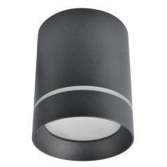 Потолочный светодиодный светильник Arte Lamp Elle A1949PL-1BK
