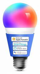 Meross Лампа светодиодная E27 220В 9Вт WRGB MSL120HK(EU)
