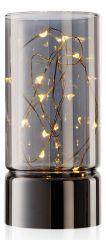 Remihof Свеча светодиодная (7x15 см) Kristall RmH-LC-01-Silver