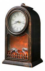 Neon-Night Настольные часы (14.7х11.7х25 см) Старинные часы 511-021