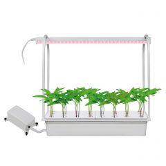 Светодиодный светильник для растений (UL-00004497) Uniel Гидропоника ULT-P44C-10W/SPLE IP20 Aqua White