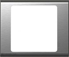 Рамка 2х5-модульная Legrand Celiane фактурная сталь 069107