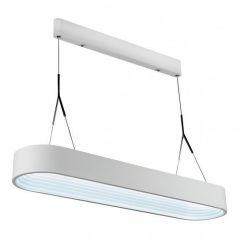 Подвесной светодиодный светильник iLedex Bend 8330E-WH