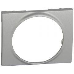 Лицевая панель Legrand Galea Life таймера управления жалюзи алюминий 771319