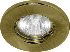 Точечный светильник LFlash FT 9210/titan MR16 G5.3 50W титан