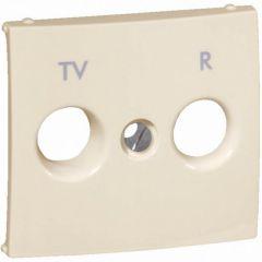 Лицевая панель Legrand Valena розетки TV-R слоновая кость 774342