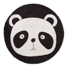 Крошка Я Плед детский (90x90 см) Панда