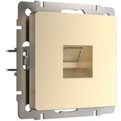 Werkel Розетка Ethernet RJ-45 (шампань) W1181011