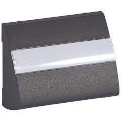 Лицевая панель Legrand Galea Life розетки AMP темная бронза 771276