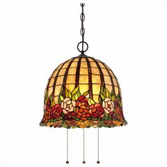 Подвесной светильник Quoizel Rosecliffe QZ/ROSECLIFFE/P