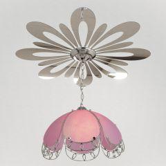 Декор настенно-потолочный Ваша Светлость РОМАШКА-8 хром 2-01501CR Комплект наклеек