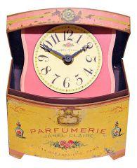 Timeworks Настольные часы (10x13 см) French Perfume BCPF4S