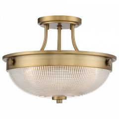 Накладной светильник Quoizel Mantle QZ/MANTLE/SF WS