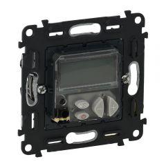 Модуль управления звуковой трансляцией Legrand Valena Мех In Matic с ЖК-дисплеем 752037