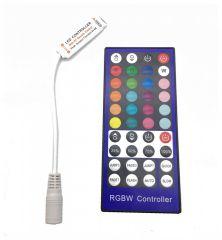 Контроллер-регулятор цвета RGBW с пультом ДУ Apeyron Electrics 04-40