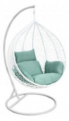 Afina Кресло подвесное AFM-168A-L White/Green
