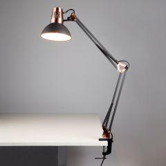 Настольная лампа Eurosvet Worker 01020/1 черный