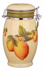 АРТИ-М Банка для пищевых продуктов (20 см) Лимоны 358-1126