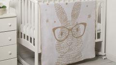 Baby nice Одеяло детское Кубики