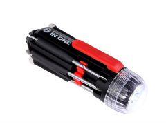 Ручной светодиодный фонарь Globo от батареек 135х40 31912