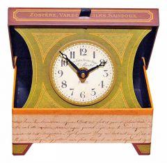 Timeworks Настольные часы (11x14 см) French Script BCFS2S