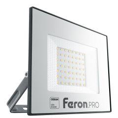 Светодиодный прожектор Feron LL-1000 50W 6400K 41540