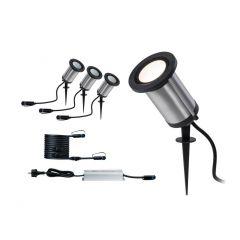 Ландшафтный светодиодный светильник Paulmann Classic Plug Shine 94286
