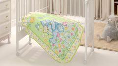 Baby nice Одеяло детское Мишка на лужайке