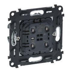 Светорегулятор Legrand Valena Мех In Matic кнопочный без нейтрали винтовой зажим 752062